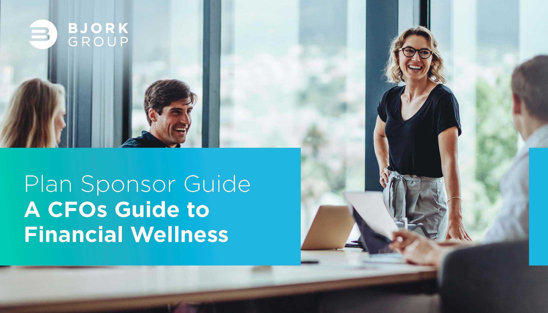 Headline Image - A CFOs Guide to Financial Wellness