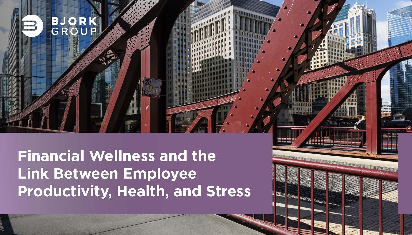 Headline Image - Financial Wellness and the Link Between Employee Productivity, Health, and Stress