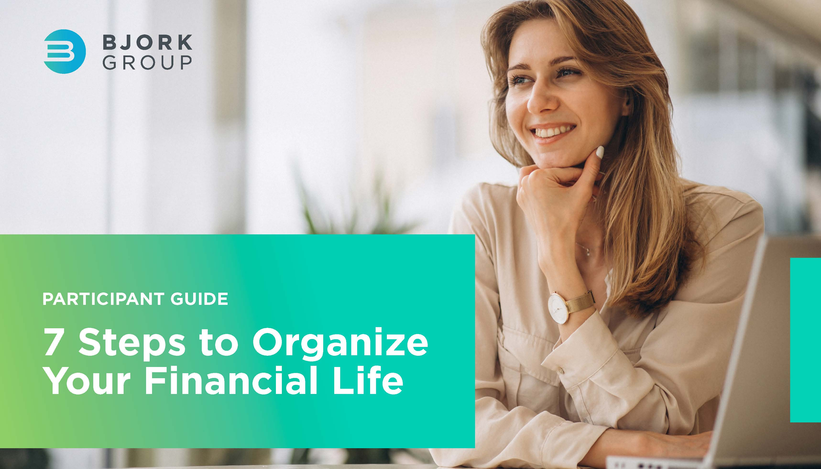 Headline Image - 7 Steps to Organize Your Financial Life